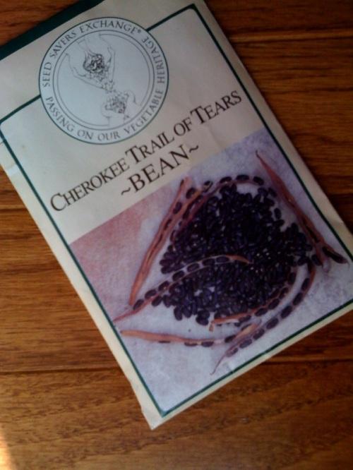 Cherokee Beans